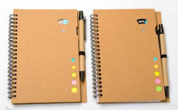 Buku Agenda Untuk Pilihan Barang Promosi