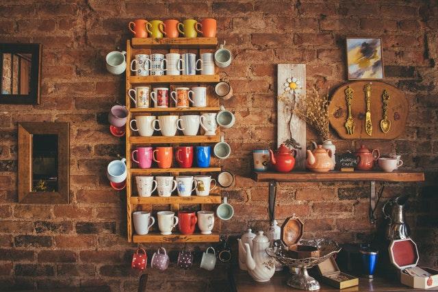 souvenir cetak sablon mug promosi